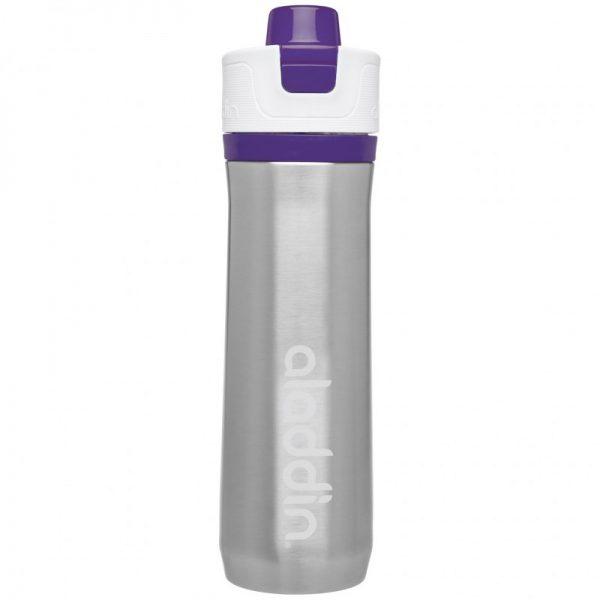 Metāla ūdens pudele sportam