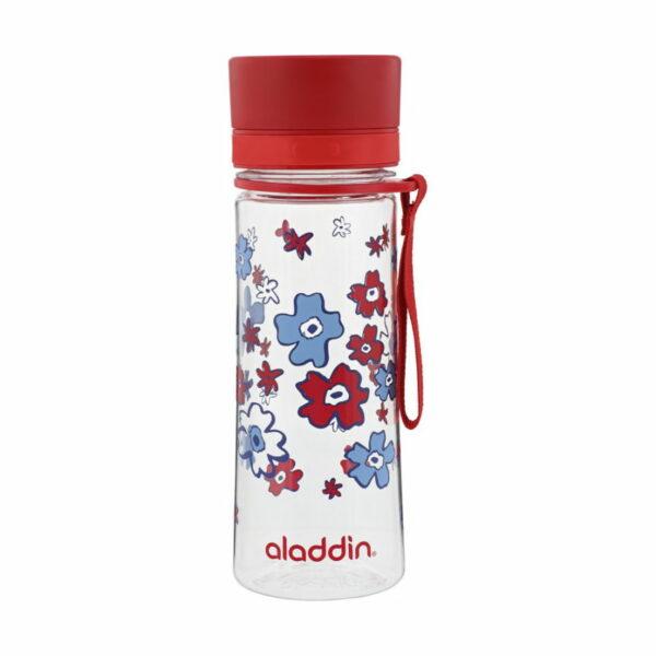 ikdienas pudele aladdin aveo sarkana graf 350ml