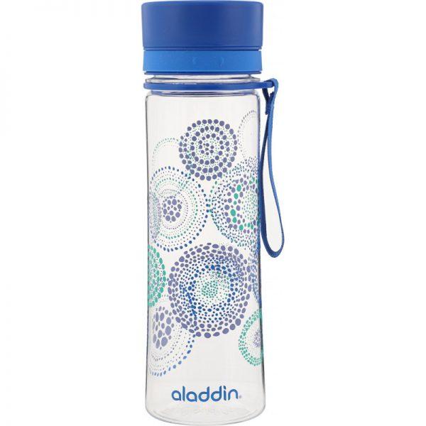 Aladdin ūdens pudele zila