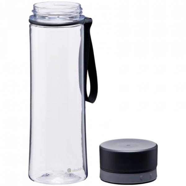 aladdin aveo melna ūdens pudele