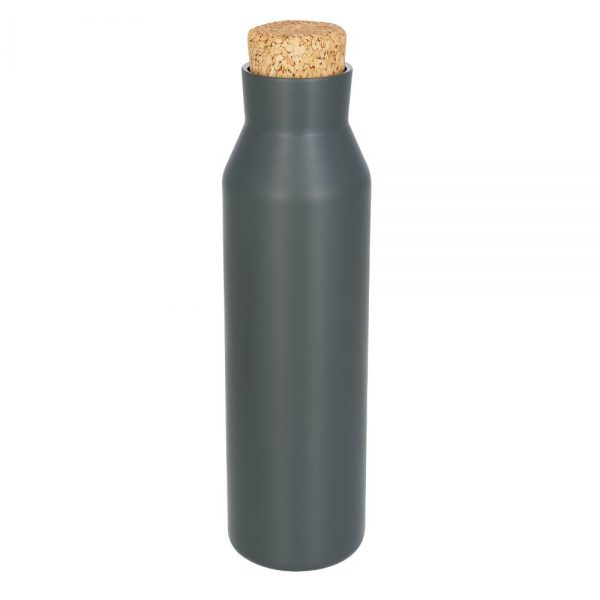 Pelēka termo pudele