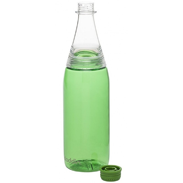 Fresco Twist Go Bottle Green
