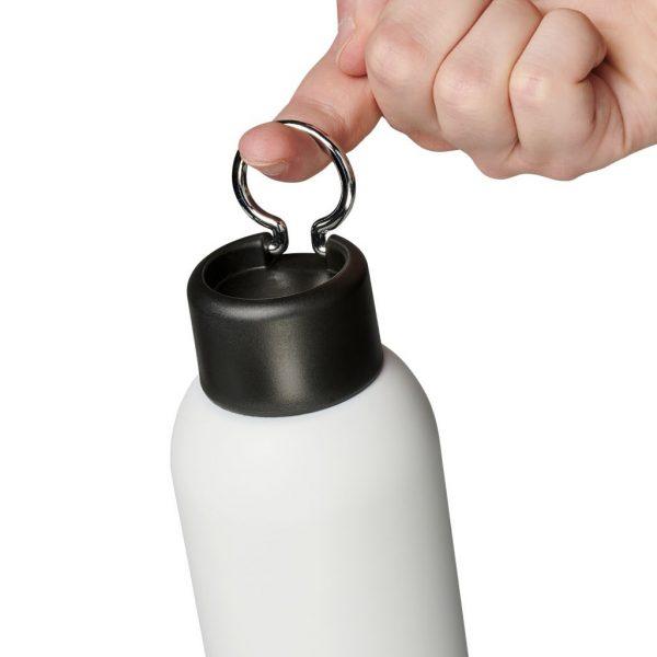 Balta Brea pudele ar rokturi