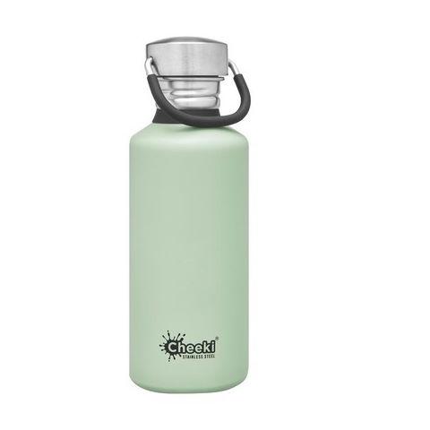 cheeki tērauda pudele pistachio 500ml