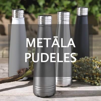 Metāla ūdens pudeles