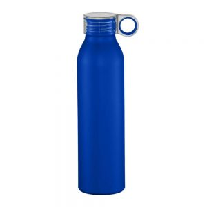 Alumīnija ūdens pudele zila