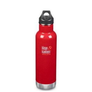 Klean Kanteen ūdens pudele sarkana 592ml