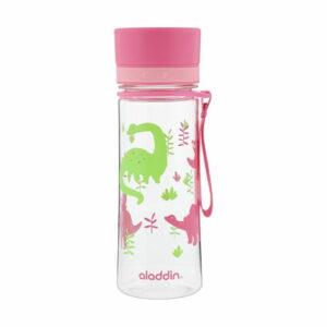 ikdienas pudele aladdin aveo rozā graf 350ml