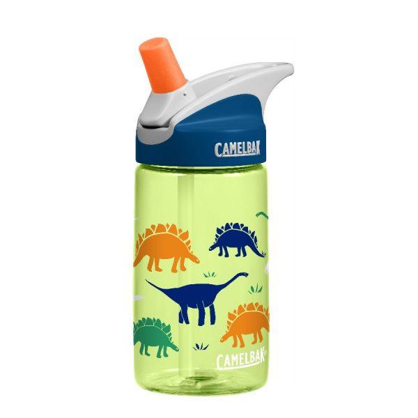 Camelbak pudele bērniem ar dinozauriem