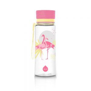 Ūdens pudele ar flamingo