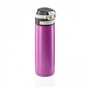 LEIFHEIT Flip Insulated Mug purple 600ml