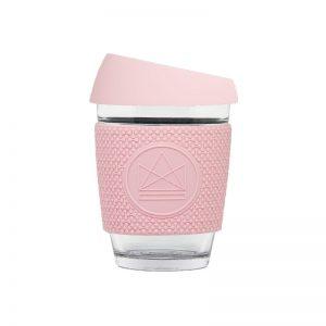 NEON KACTUS PINK stikla kafijas krūze 340ml