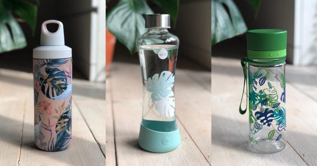 Ūdens pudeles, kas patiks augu mīļotājai