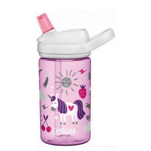 Camelbak Eddy Kids Unicorn Party 400ml ūdens pudele
