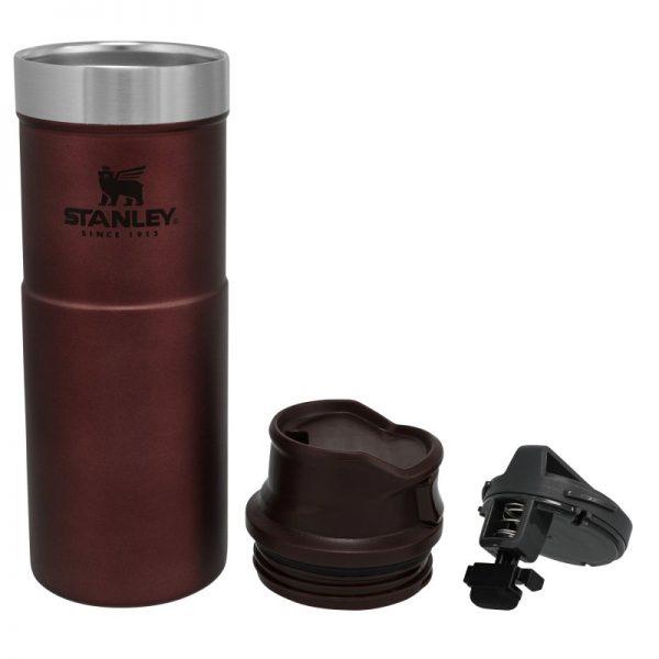 Stanley one hand vacuum mug red