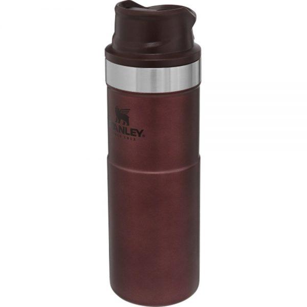 Stanley classic one hand vacuum mug red