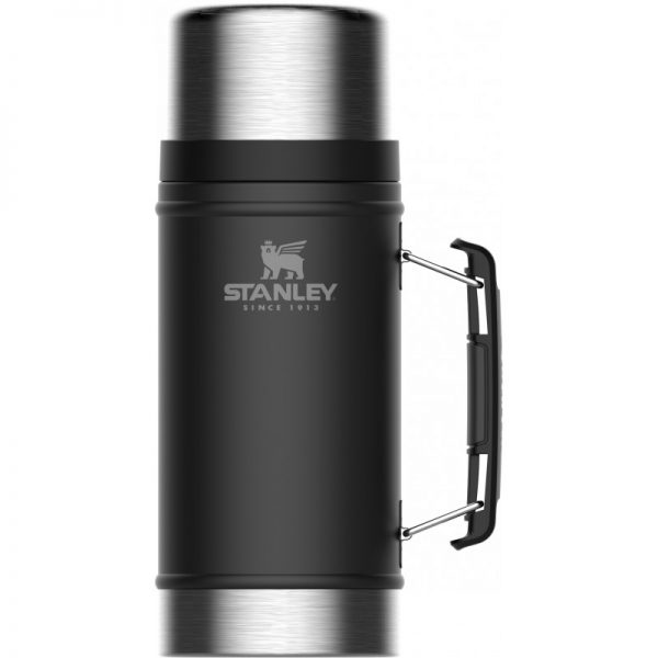 Termoss Stanley classic melns