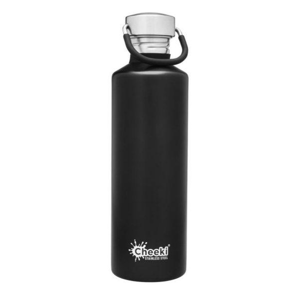 Cheeki ūdens pudele melna