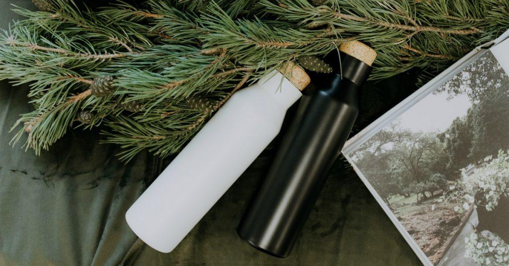 ūdens pudele Ziemassvētku dāvanas