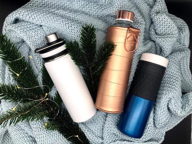 Dāvana sievietei - ūdens pudele