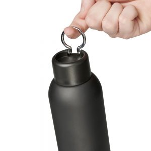 BREA melna ūdens pudele 375ml