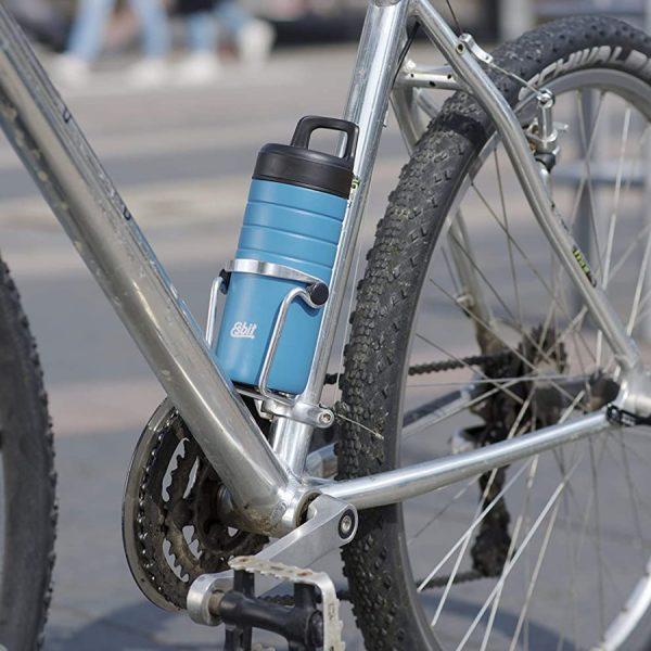 Esbit Majoris termokrūze ir lieliska velosipēdistiem