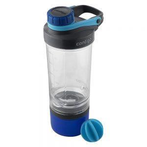 Contigo Shake & Go Fit 650ml zils