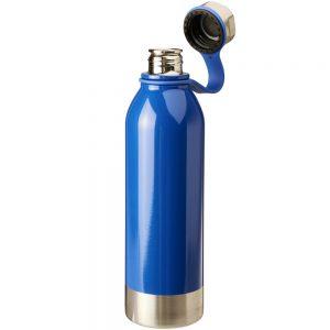 PERTH tērauda pudele, zila