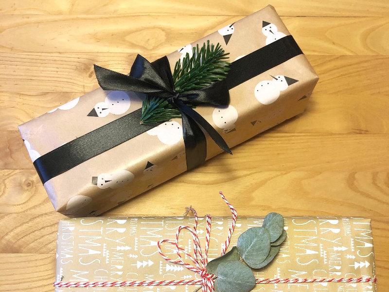 dāvanu iesaiņojums