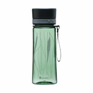 aladdin aveo graf zaļa 350ml ūdens pudele