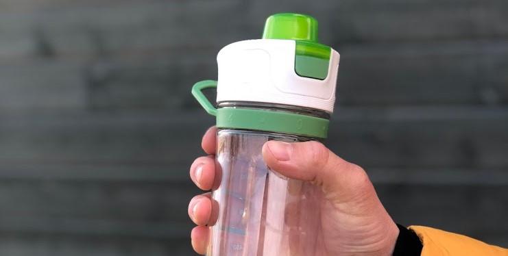 Ūdens pudele fitnesam