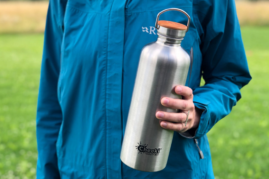 Ūdens pudele pārgājienam