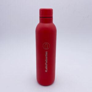 #LaiksPaderties BIRK sarkana termopudele