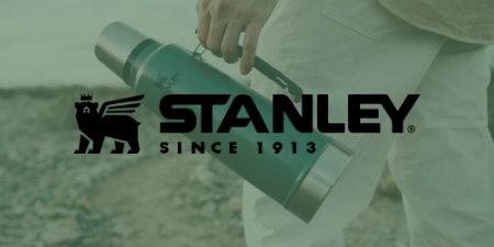 Stanley - kvalitativas termokrūzes un termosi aktīvai atpūtai