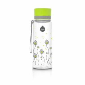 equa green leaves 400ml ūdens pudele