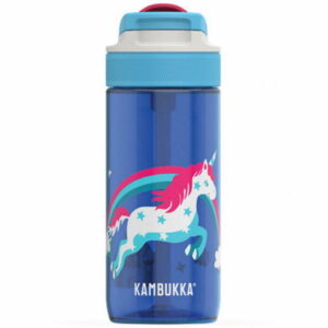 kambukka lagoon rainbow unicorn 500ml ūdens pudele