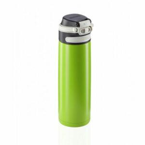 Leifheit flip 600ml termokrūze zaļa