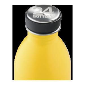 24bottles urban yellow 500ml ūdens pudele