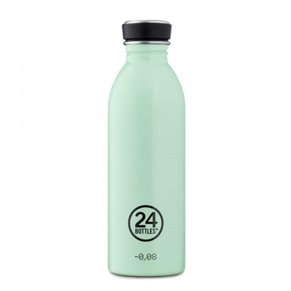 24bottles aqua green 500ml ūdens pudele