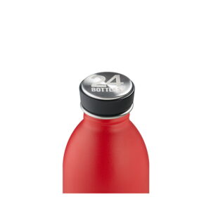 24bottles urban hot red 250ml ūdens pudele