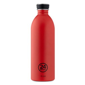 24bottles hot red 1L ūdens pudele