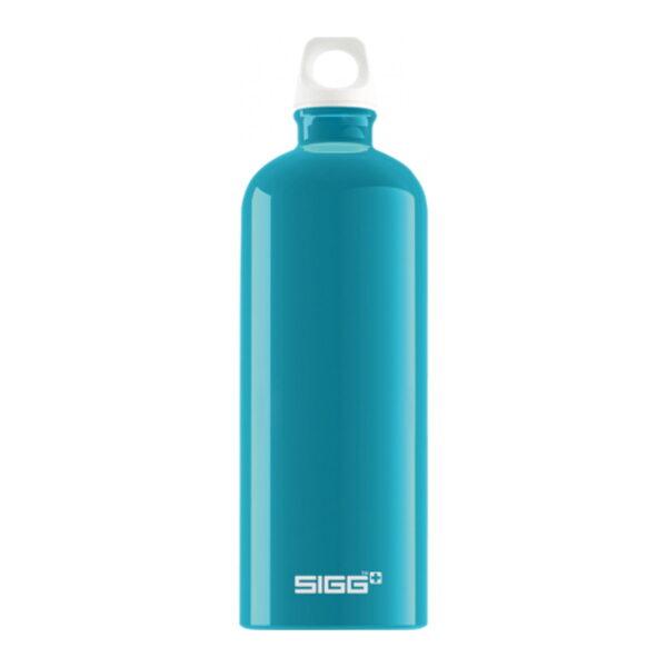 sigg fabulous aqua 1L ūdens pudele