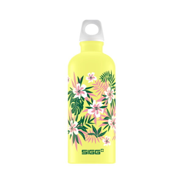 sigg lemon touch 600ml ūdens pudele