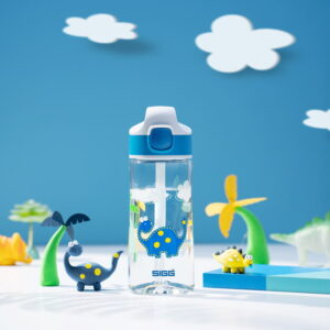 sigg dinosaur friend 450ml ūdens pudele