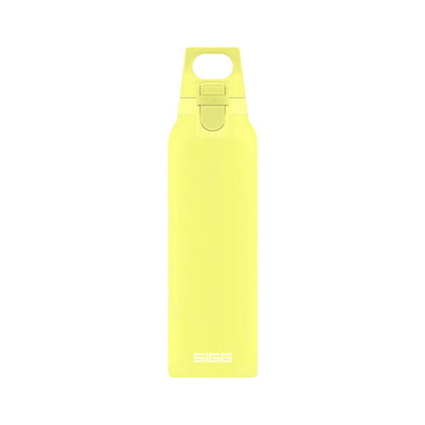 sigg hot&cold yellow termopudele 500ml