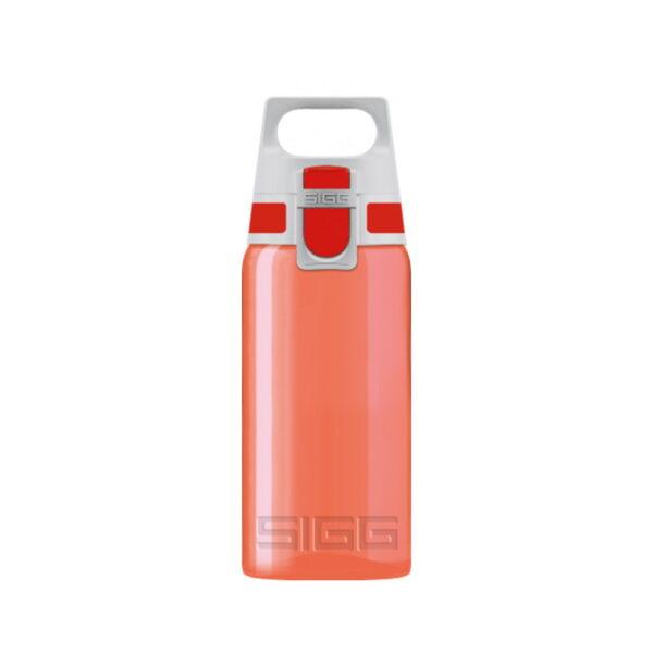 sigg viva one red ūdens pudele 500ml