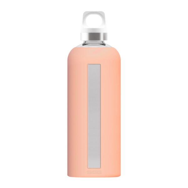 sigg star shy pink 850ml ūdens pudele
