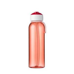 mepal flip-up campus ūdens pudele red