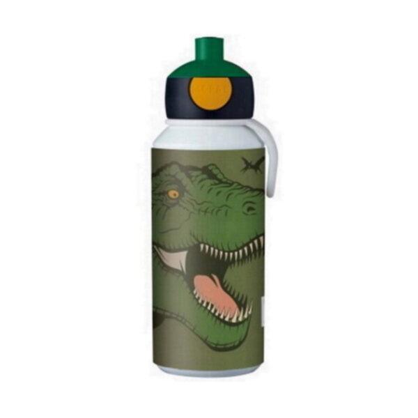 mepal dino bērnu ūdens pudele 400ml