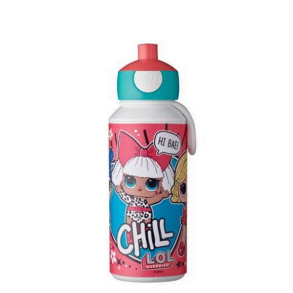 mepal l.o.l. surprise bērnu ūdens pudele 400ml